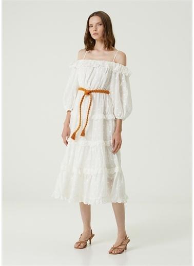 Zimmermann Elbise Beyaz